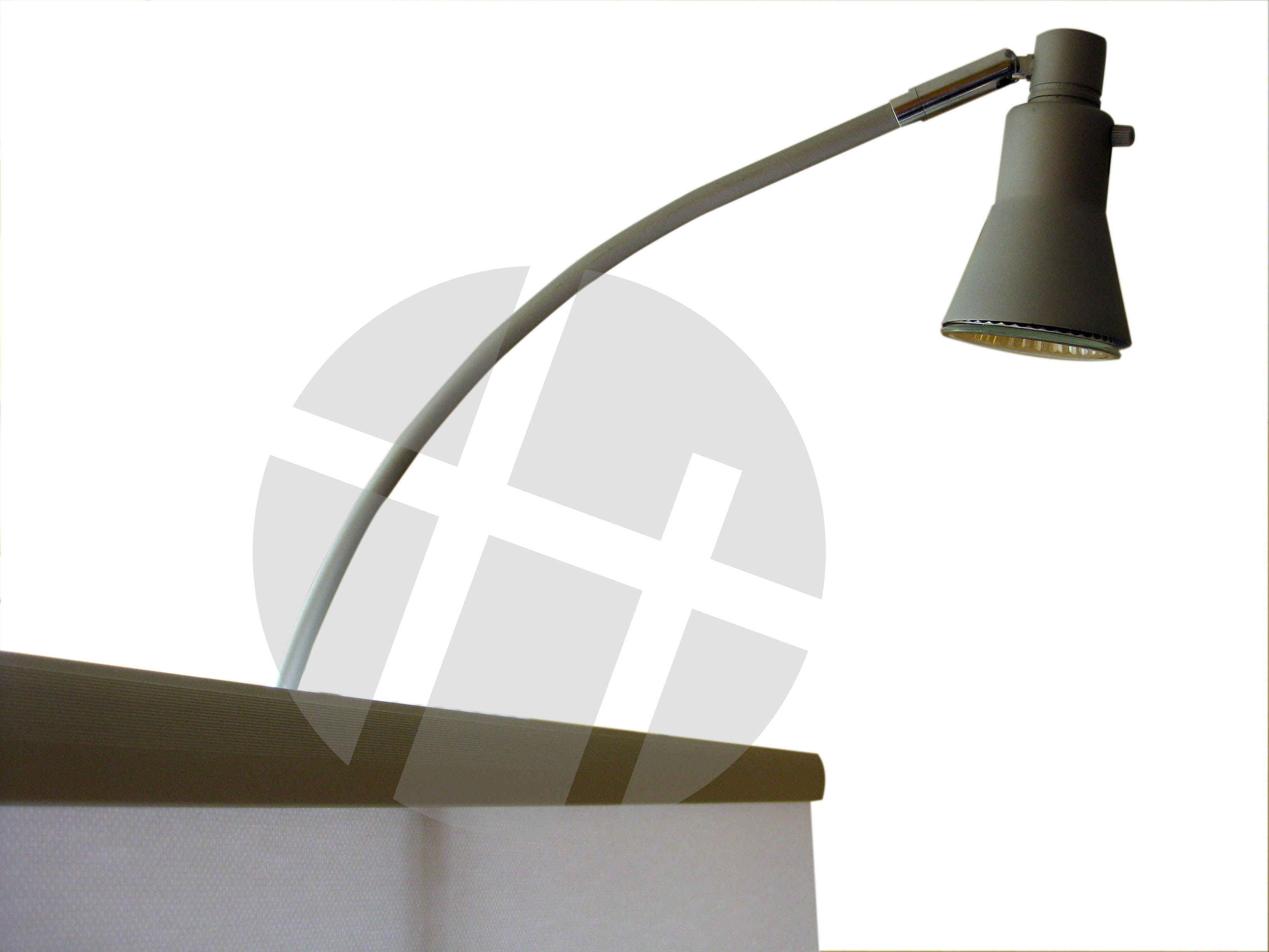 halogen lampe f r roll ups und bannersysteme. Black Bedroom Furniture Sets. Home Design Ideas